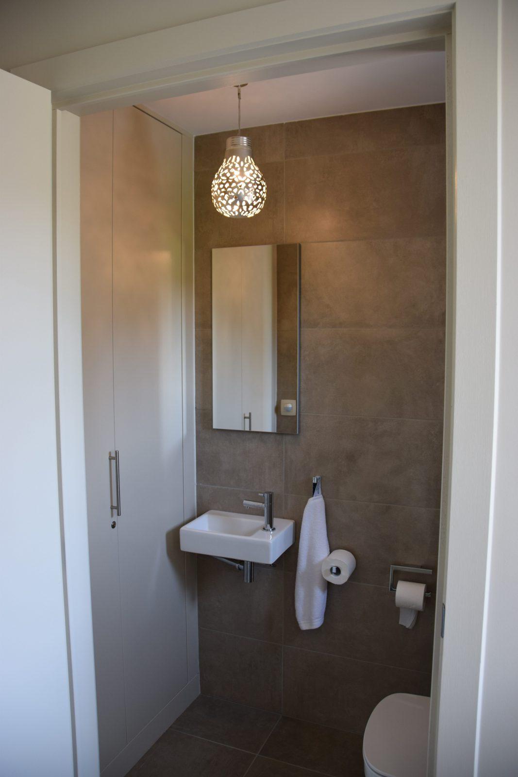Extra toilet beneden